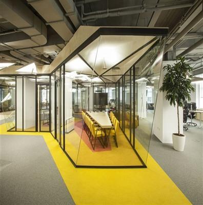 上海500平方米时尚混搭办公室亚搏电竞唯一官网设计