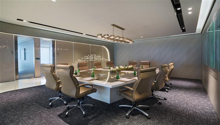 创意时尚办公室会议室高清图片