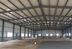 奉贤区工厂钢结构承建在建工地