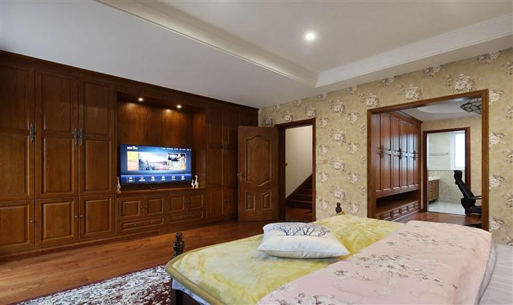 连锁酒店电视墙设计图片