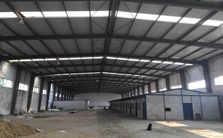 上海奉贤区南桥亚搏电竞官网钢结构搭建设计
