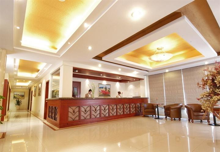 酒店大厅装饰设计效果图