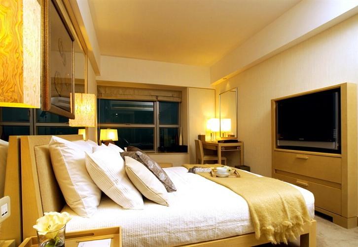 宾馆室内空间亚搏电竞唯一官网设计效果图