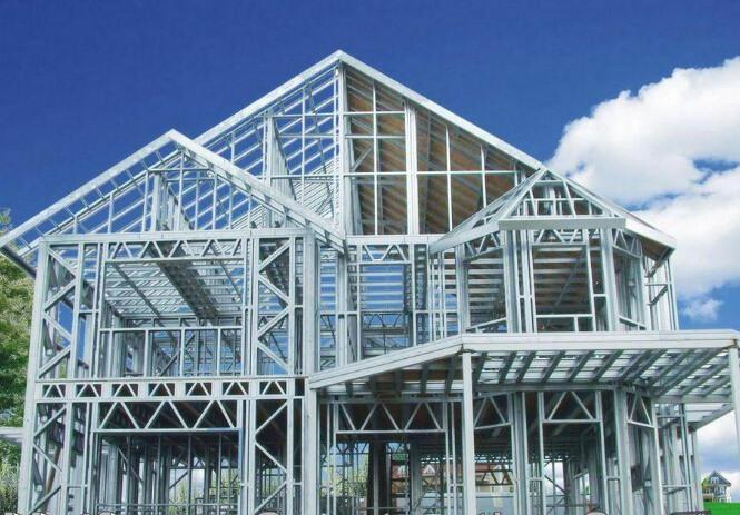 钢结构房屋亚搏电竞唯一官网设计效果图