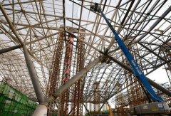 钢结构夹层的设计原则及制作步骤