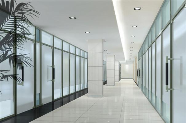 办公室亚搏电竞唯一官网设计不能忽视的走廊创意