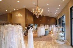婚纱店的设计风格有哪些